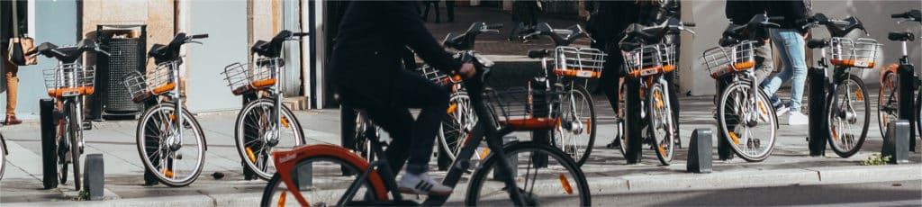 cyclisme urbain
